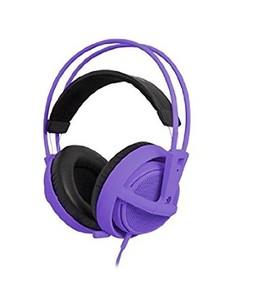 SteelSeries Siberia V2 Gaming Headset Purple