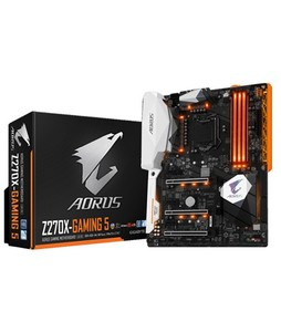 Gigabyte Intel GA-Z270X-Gaming 5 6th/7th Generation DDR4 Motherboard