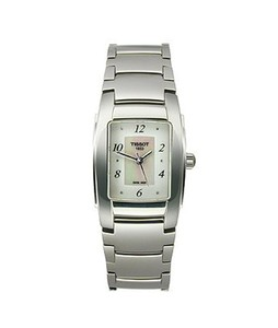 Tissot T10 Womens Watch Silver (T0733101111600)