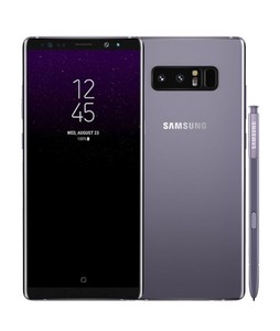 Samsung Galaxy Note 8 64GB Single Sim Orchid Gray (N950U)