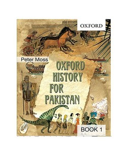 Oxford History For Pakistan 1 Book