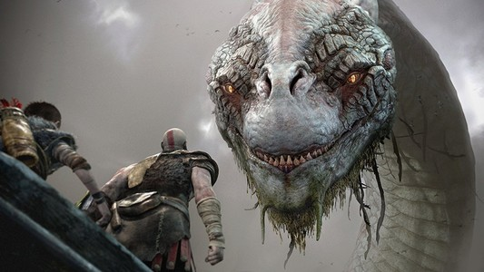 God Of War Game For PS4