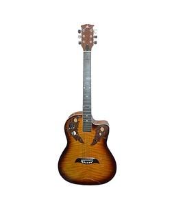 Waks Pk 32 Semi Acoustic Guitar (1774)