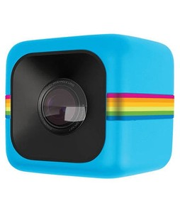 Polaroid Cube Mini Lifestyle Action Camera Blue