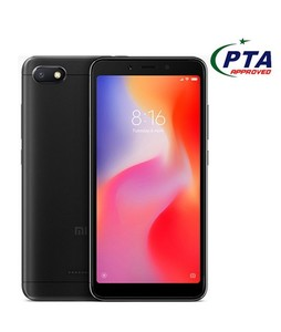 Xiaomi Redmi 6A 16GB Dual Sim Black - Official Warranty