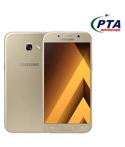 Samsung Galaxy A3 2017 16GB Dual Sim Gold Sand (A320FD) - Official Warranty