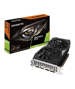Gigabyte GeForce GTX 1660 OC 6GB Graphics Card (GV-N1660OC-6GD)