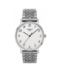 Tissot Everytime Medium Mens Watch Grey (T1094101103200)