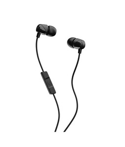 Skullcandy JIB In-Ear Headphones With Mic Black (S2DUYK-343)