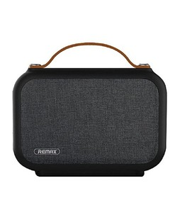 Remax Fabric Portable Wireless Speaker Black (RB-M17)
