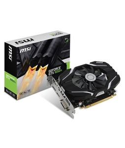 MSI GeForce GTX 1050 Ti 4G OC 4GB Graphics Card