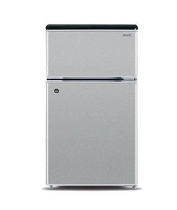 Orient Mini Max Freezer on Top Refrigerator 3.5 Cu Ft (OR-68635-ZB)