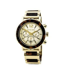 Michael Kors Lillie Womens Watch Two Tone (MK5790)