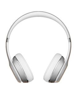 Beats Solo 3 Wireless Bluetooth On-Ear Headphones Silver