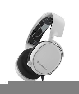 SteelSeries Arctis 3 2019 Edition Wireless Gaming Headset White