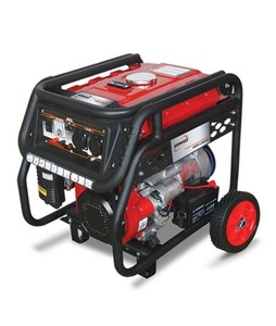 Homage 5KVA Generator With Gas Kit (HGR-5.05 KVD)