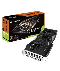 Gigabyte GeForce GTX 1660 Gaming OC 6GB Graphics Card (GV-N1660GAMING OC-6GD)