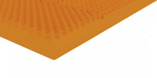 MoltyFoam Molty Ortho Care Mattress Sheet Queen 78x66x1.5