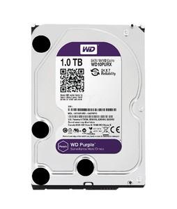 Western Digital Purple 1TB SATA Surveillance Internal Hard Drive (WD10PURZ)