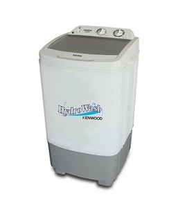 Kenwood Top Load Semi Automatic Washing Machine 8 KG (KWM-899W)