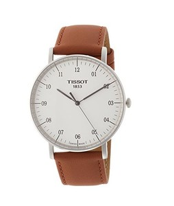 Tissot T-Classic Mens Watch Brown (T1096101603700)