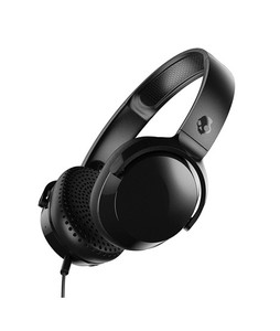 Skullcandy Riff On-Ear Headphones With Mic Black (S5PXY-L003)