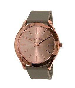 Michael Kors Slim Runway Womens Watch Grey (MK2512)