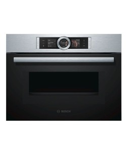 Bosch Serie 8 Built-in Microwave Oven (CMG656BS1M)