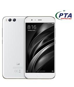 Xiaomi Mi 6 64GB 6GB RAM Dual Sim White - Official Warranty