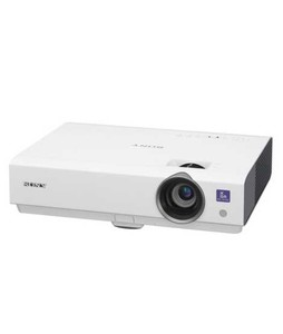 Sony lumens XGA Desktop projector (VPL-DX142)