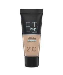 Maybelline New York Fit Me Liquid Foundation Natural Buff (230)
