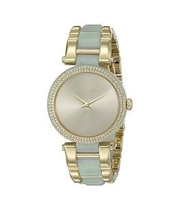 Michael Kors Delray Womens Watch Gold (MK4317)