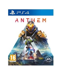 Anthem Game For PS4
