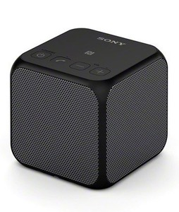 Sony Portable Bluetooth Speaker Black (SRS-X11)