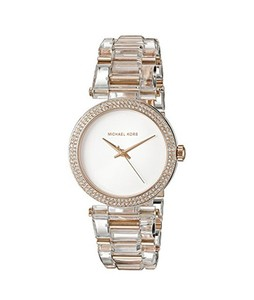 Michael Kors Delray Womens Watch Rose Gold (MK4318)