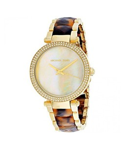 Michael Kors Parker Womens Watch Two Tone (MK6518)