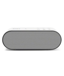Sony Portable Bluetooth Wireless Speaker White (SRS-X2)