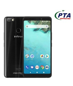 Infinix Note 5 64GB Dual Sim Milan Black (X604)