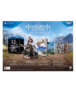 Horizon Zero Dawn Collectors Edition For PS4 Game