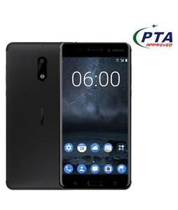 Nokia 6 32GB Dual Sim Black - Official Warranty