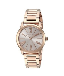 Michael Kors Hartman Women's Watch Rose Gold (MK3491)