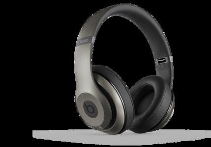 Beats Studio Wireless Over-Ear Headphone Titanium