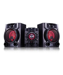 LG 700W Mini HiFi System with Bluetooth Multipoint (CM5660)