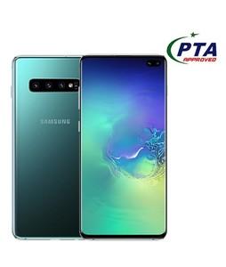 Samsung Galaxy S10+ 128GB Dual Sim Prism Green - Official Warranty