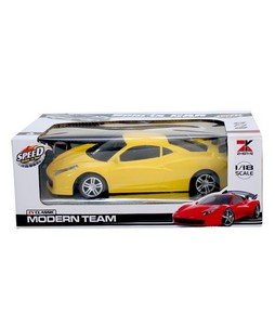 Planet X RC Ferrari Car Yellow (PX-9021)