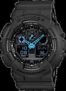 Casio G-Shock Mens Watch (GA100C-8A)