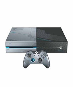 Xbox One 1TB Console Halo 5 Guardians Limited Edition Bundle