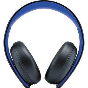 Sony Playstation Gold Wireless Stereo Headset (Black)