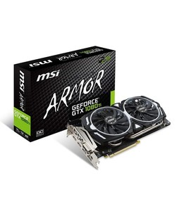 MSI GeForce GTX 1080 Ti ARMOR 11G OC 11GB Graphics Card