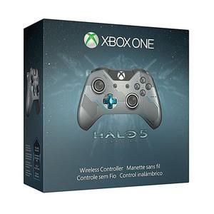 Xbox One Wireless Controller Halo 5 Guardians Grey